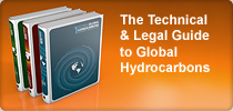 Buy the Technical & Legal Guide to Hydrocarbons. Books 1-3